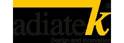 Logo adiatek - Desinfektion mit Ozon made in Italy - Jetzt auch in München