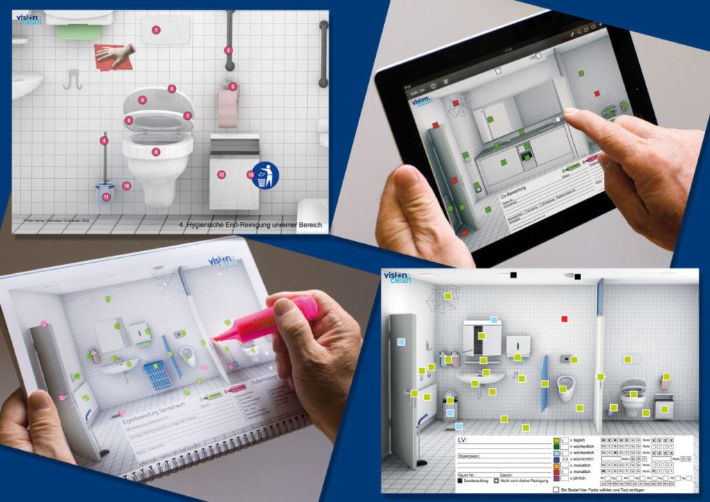 Qualitätssicherung bei Luna Glanz GmbH & Co KG - Gebäudereinigung München, Facility Management München