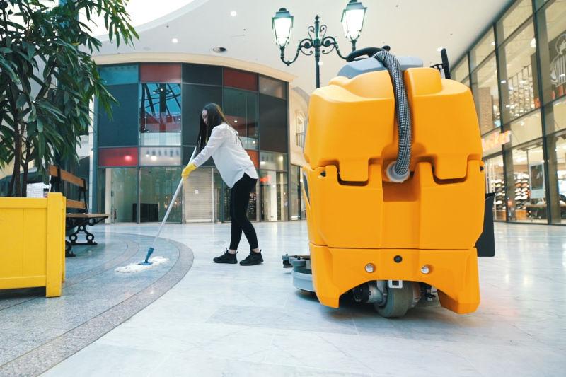 Desinfektion mit Ozon - Luna Glanz GmbH & Co KG - Professionelle Gebäudereinigung München, Facility Management München