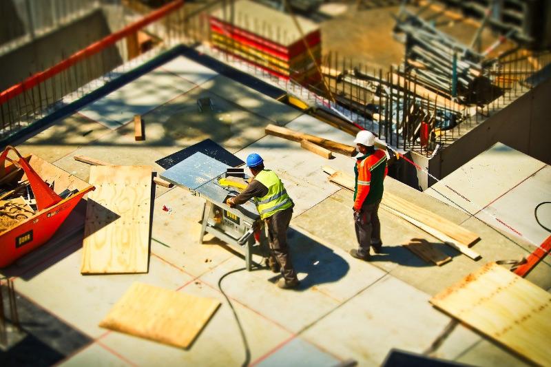 Baureinigung - Luna Glanz GmbH & Co KG - Professionelle Gebäudereinigung München, Facility Management München