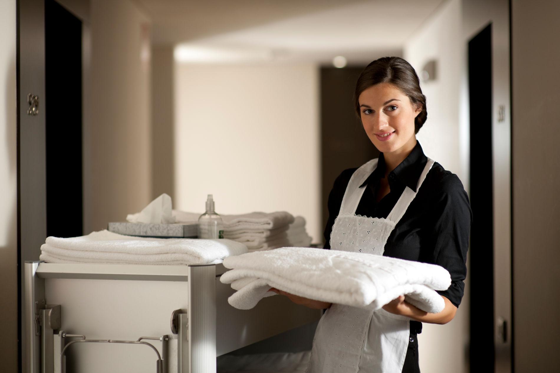 Housekeeeping in München - Gebäudereinigung München - Luna Glanz GmbH & Co KG - Facility Management München